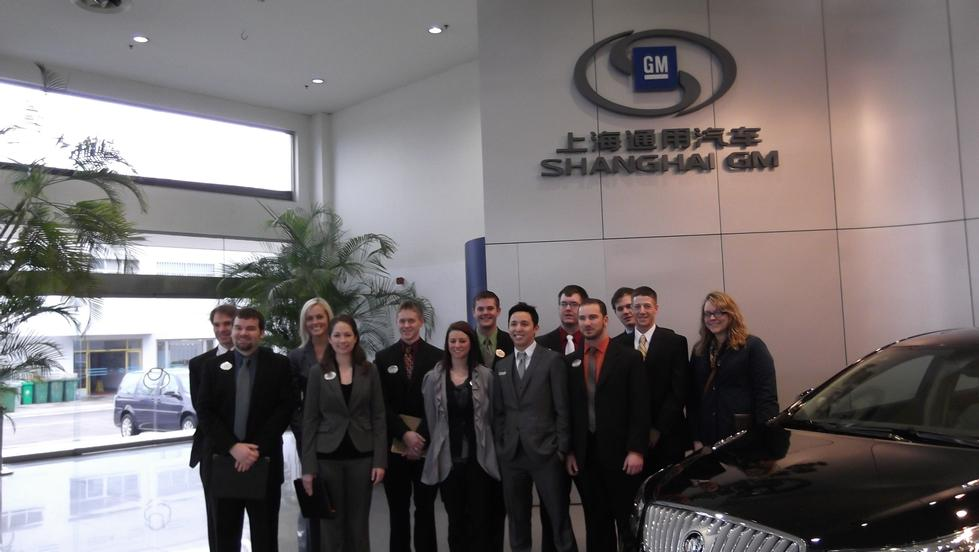 GM in China